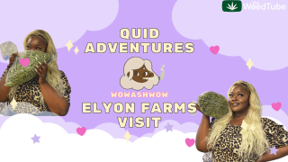 QUIDY ADVENTURES: Visiting my FIRST GROW!!