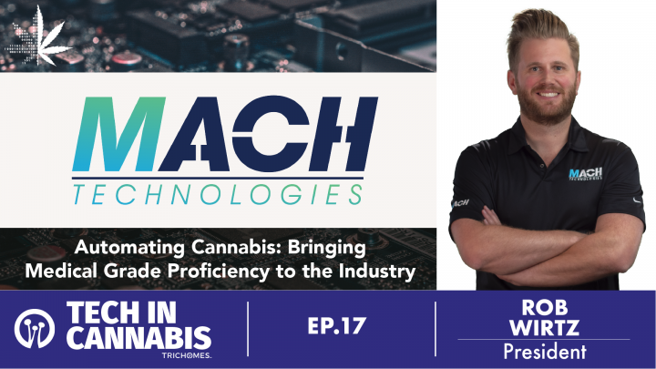 Automating Cannabis: Bringing Medical Grade Proficiency to the Industry