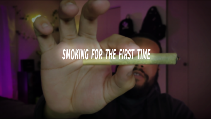 SMOKING FOR THE FIRST TIME:: STORYTIME #1