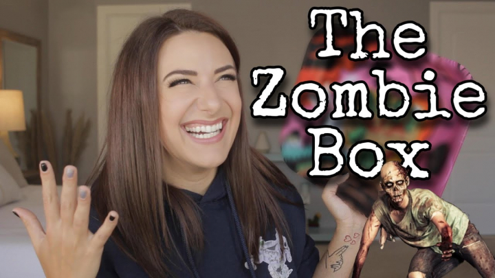 ELEVATE CRATE | Limited Edition Stoner Zombie Box {Halloween 2021}