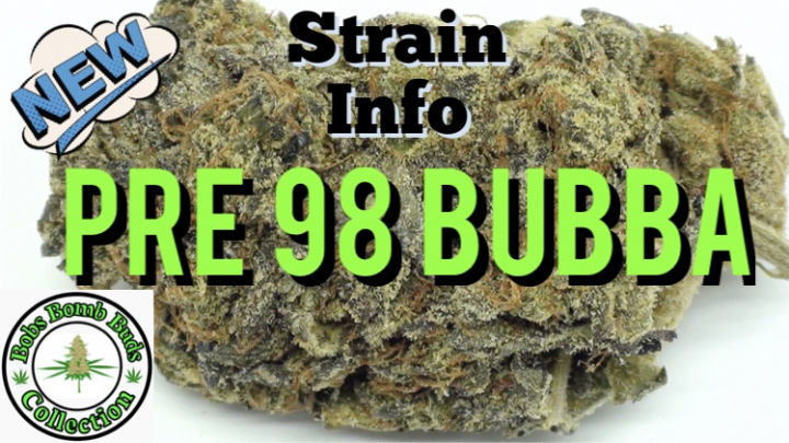 Pre 98 Bubba, Order Weed Online. (Organic)