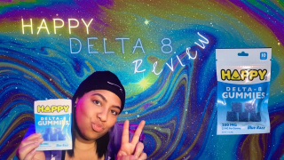 REVIEW: HAPPY D8 GUMMIES & MENTAL HEALTH CHAT