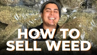 HOW TO SELL WEED