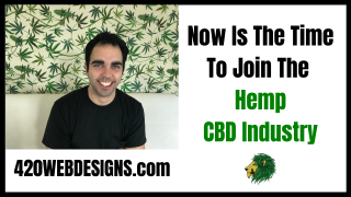 Now Is The Time To Join The Hemp CBD Industry