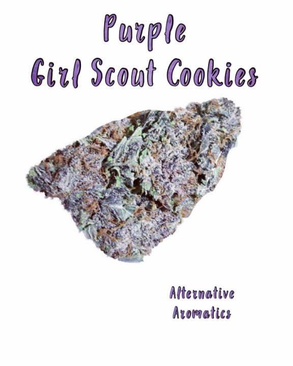 PURPLE GIRL SCOUT COOKIES REVIEW