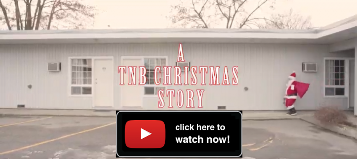 A TNB CHRISTMAS STORY - TNB Naturals wishing you a very Merry Christmas, a Happy Holiday and New Year!