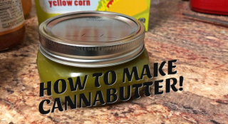 How to make Cannabutter Easily!