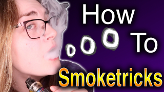 SMOKE TRICK TUTORIAL: HOW TO BANE INHALE + BANDERSNATCH WEED?!