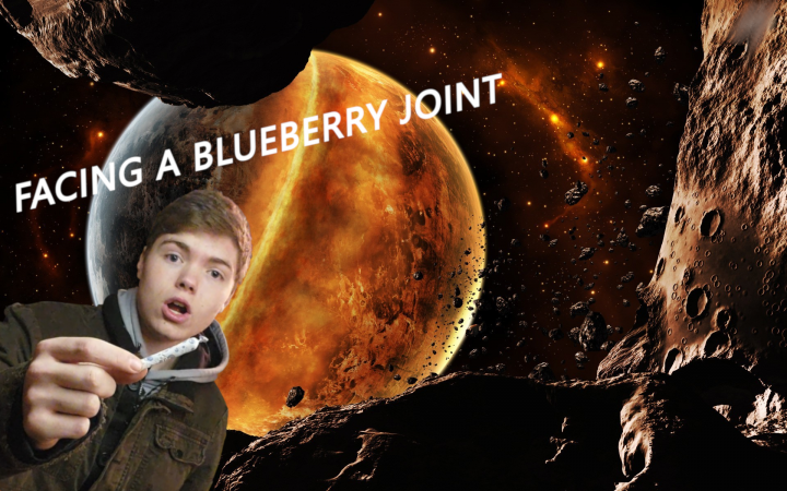 Facing a Blueberry Joint, And Time Traveling!