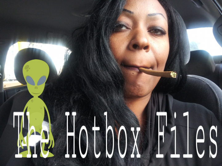 Morning Hotbox in my Car