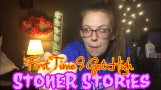 Ginger Stoner Stories: My FIRST Time Smoking Weed