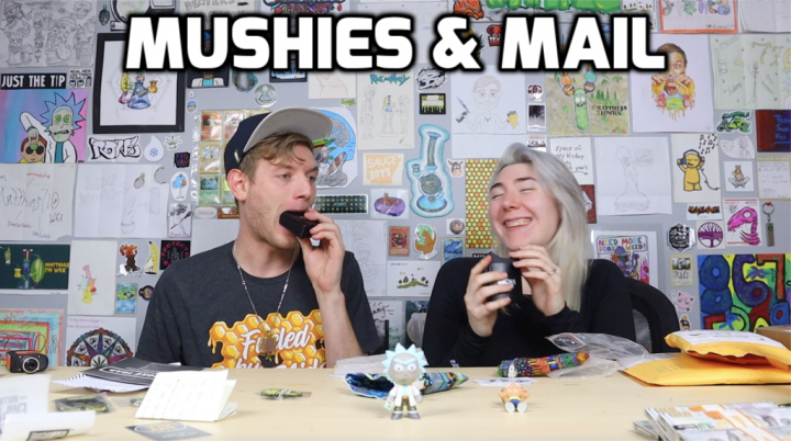 Mail Time on Mushrooms Ep.1