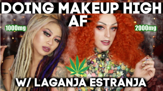 BAKED AND CAKED w/ LAGANJA ESTRANJA