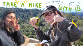 Take a hike with us!
