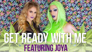 LAGANJA ESTRANJA | Get Ready with Me featuring Joya G | UNCUT