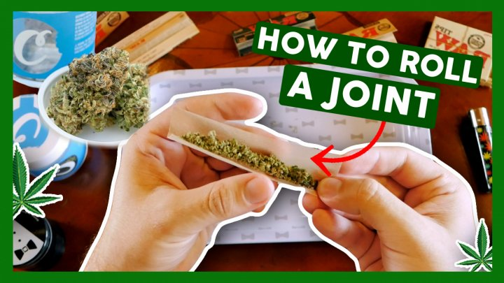 How to Roll a Joint (4:20 Tutorial)