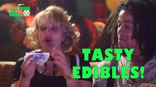 Marijuana in the Movies - TASTY EDIBLES!