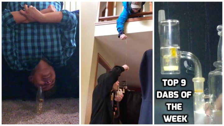 Top 9 Dabs of the Week