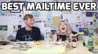 Mail Time on Mushrooms - EP.2