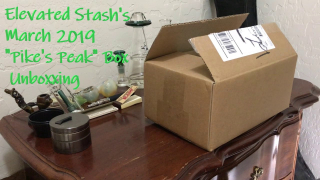 Elevated Stash's March 2019