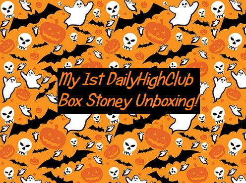 My First Daily High Club Box Stoney Unboxing!