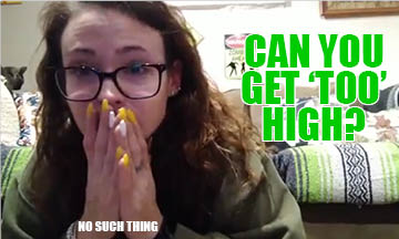 BACK TO MY ROOTS // getting too high on camera ep. 1
