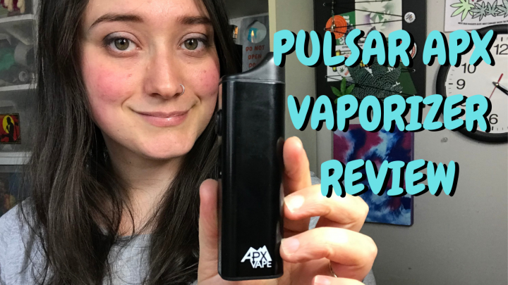 Pulsar APX Herbal Vaporizer Review