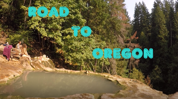 Road To Oregon