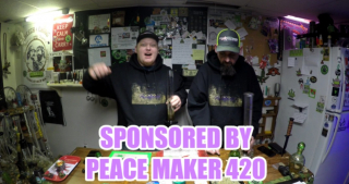 DEATH TUNA REVIEW SPONSORED AND SUPPLIED BY PEACEMAKER 420