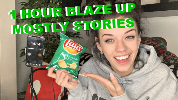 1 HOUR BLAZE UP | MOSTLY STORIES