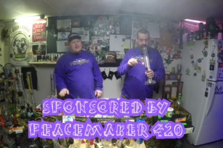 ALIEN OG CANNABIS REVIEW SPONSORED AND SUPPLIED BY PEACEMAKER 420