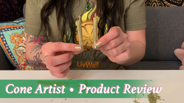 Product Review: Cone Artist
