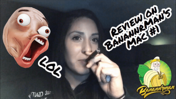 Reaction Video On BanannrMans Weed
