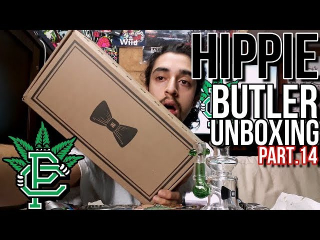 Hippie Butler Concentrate Unboxing||March 2019