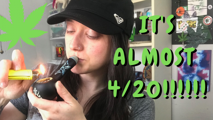 Let's Talk 4/20 Plans, Giveaway AND THE WEEDTUBE APP