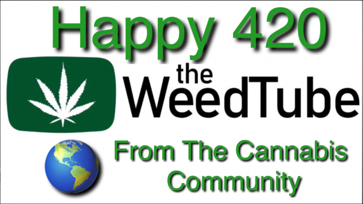 Happy 4/20 From The Cannabis Community