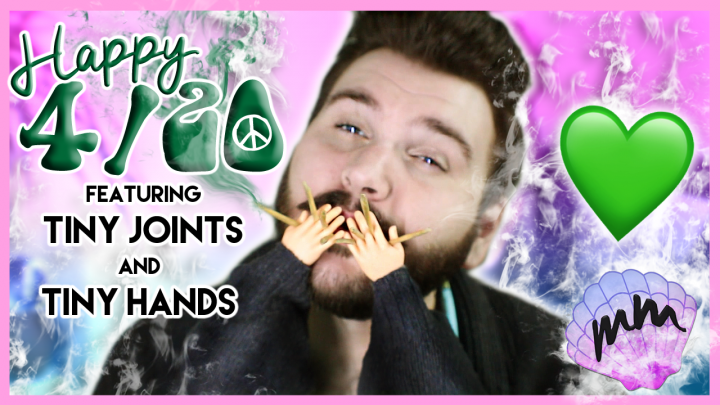 TINY JOINTS FOR 420
