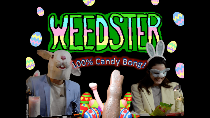 Weedster: All-Candy Bong