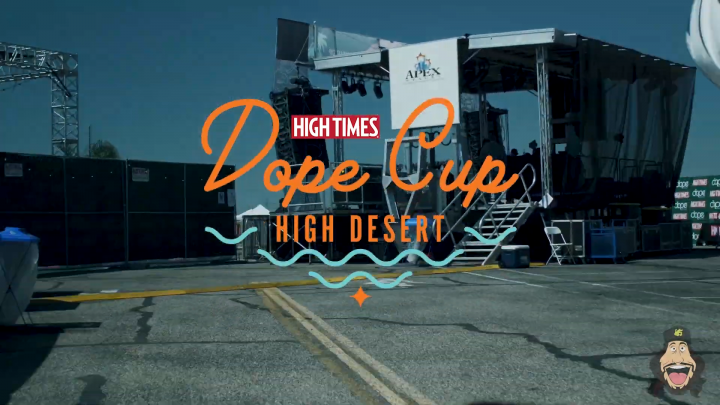 Day in the Life with Adam Ill At The High Times Dope Cup