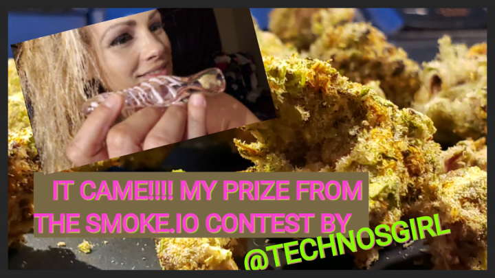 THE DAB DIARIES: I GOT MAIL!!!!!!!!!!!!!!!!!!!!!!!!!! MY PRIZE CAME FOR THE ULTIMATE420 CONTEST THAT @TECNOSGIRL HELD