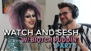 Talking About DRAGULA and  Growing Up (w/ Biqtch Puddin) || Part 1
