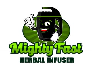 Mighty Fast Herbal Infuser Infused Gummy Bears