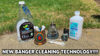 How to Keep Your Bangers Clean - Klean Pump Review