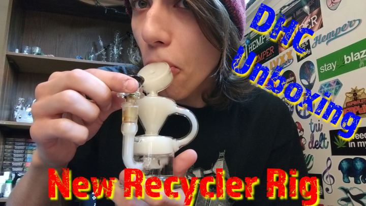 The 420 DHC Unboxing