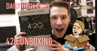 GoStoner Daily High Club 420 Unboxing
