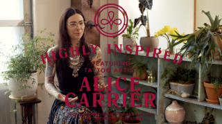 Highly Inspired: Alice Carrier