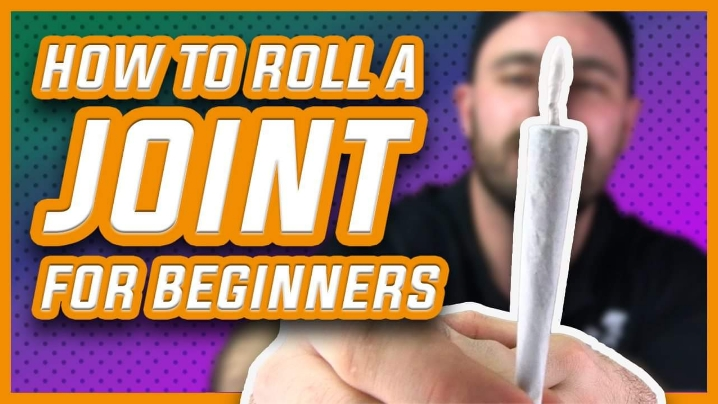 How To Roll A Joint For Beginners With Billytees!