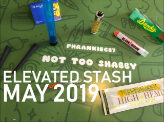 Elevated Stash Pikes Peak Box May 2019 Unboxing