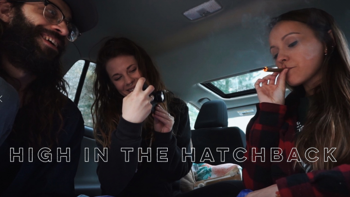 HIGH IN THE HATCHBACK EP. 4 ft. RooGetsLifted & SlowerFuture