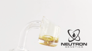 Dabbing our LIVE RESIN
